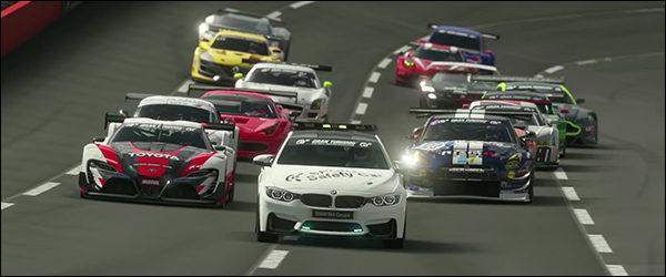 Trailer: Gran Turismo Sport (2016)