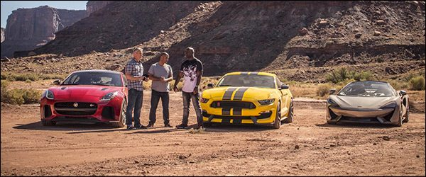 Trailer: Top Gear seizoen 25 (2018)