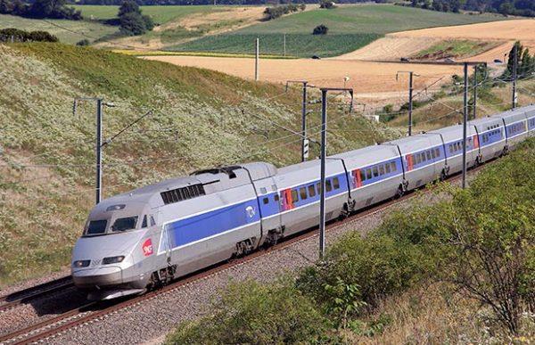 Getest met NMBS Internationaal naar het Zuiden van Frankrijk - SNCF Thalys