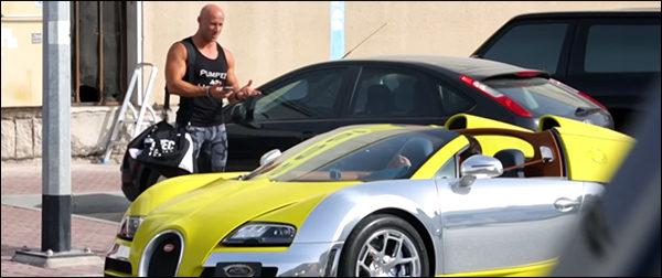 Video: Uber met een Bugatti Veyron