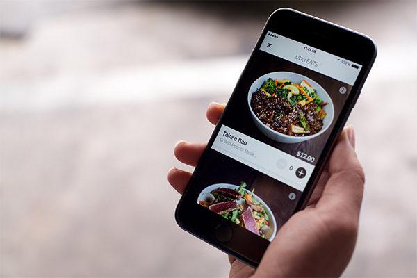 Uber Brussel lanceert UberEATS [food delivery on demand]
