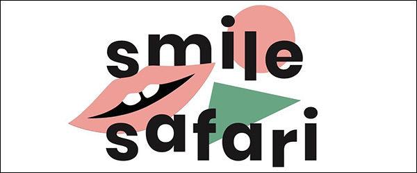 Uittip: Smile Safari - Tour & Taxis Brussel (2019)