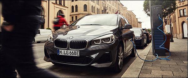 BMW 225xe Active Tourer heeft minder uitstoot en een groter rijbereik (2019)