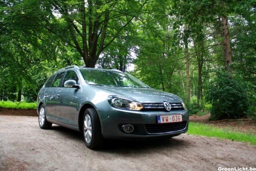 VW Golf Variant 4Motion 1