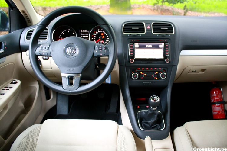 Rijtest: Volkswagen Golf Variant 1.6 TDI 4Motion | GroenLicht.be