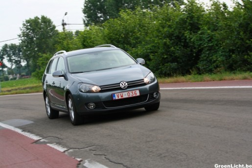 VW Golf Variant 4Motion