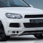 Volkswagen Touareg Widebody door JE Design
