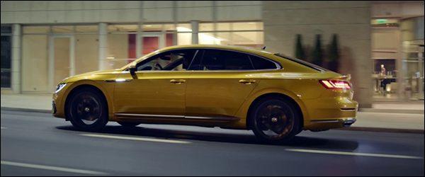 Video: Volkswagen Arteon weet te overtuigen