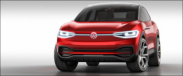 Officieel: Volkswagen I.D. CROZZ II concept (2017)