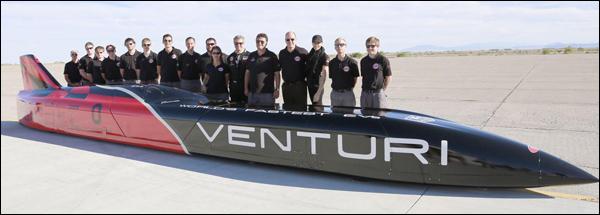 Venturi VBB-3 EV 3000 pk