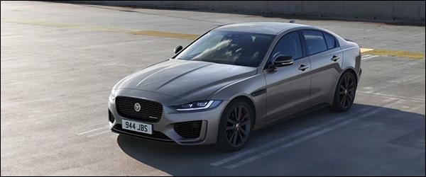 Vernieuwde Jaguar XE krijgt 204 pk sterke mild hybride dieselmotor (2020)