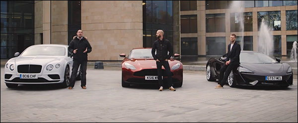 Poll: Aston Martin DB11 vs Bentley Continental GT vs McLaren 570 GT