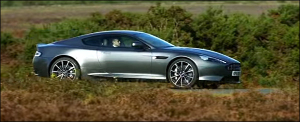 Video: Aston Martin DB9 GT