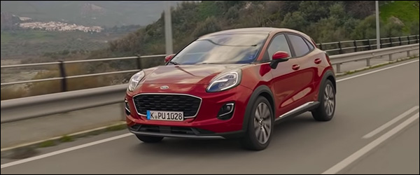 Video: AutoExpress test de nieuwe Ford Puma (2020)
