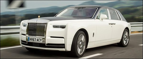 Video: AutoCar test de Rolls Royce Phantom