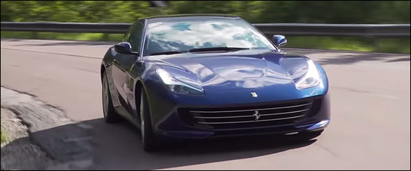Video: Autocar test de Ferrari GTC4 Lusso