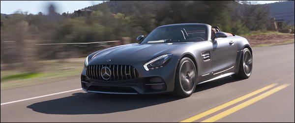 Video: Autocar test de Mercedes-AMG GT C Roadster