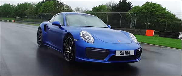 Video: Carperfection test de Porsche 911 Turbo S (991.2)