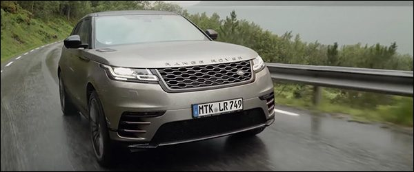 Video: Carfection test de Range Rover Velar