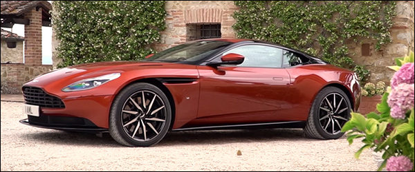 Video: Autocar, Carfection en co testen de Aston Martin DB11