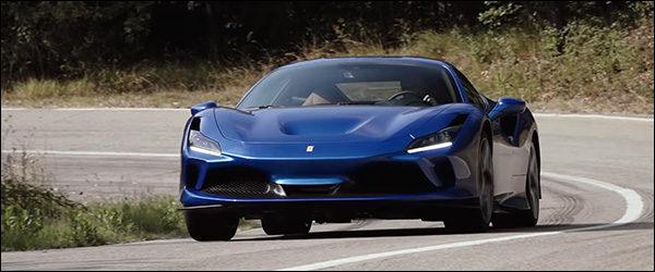 Video: Autocar test de Ferrari F8 Tributo (2019)