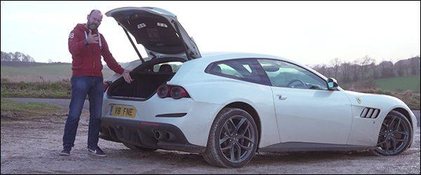 Video: Autocar test de Ferrari GTC4Lusso T