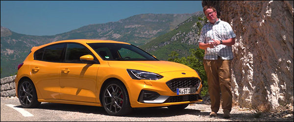 Video: Autocar test de Ford Focus ST (2019)