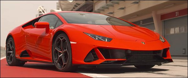 Video: Autocar test de Lamborghini Huracan EVO (2019)