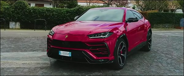 Video: Autocar test de Lamborghini Urus SUV (2018)