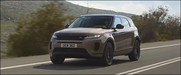 Video: Autocar test de nieuwe Range Rover Evoque (2019)