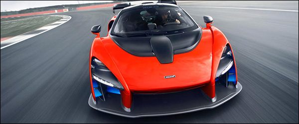 Video: Autocar test de McLaren Senna (2018)