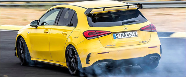 Video: Autocar test de Mercedes-AMG A45 S (2019)