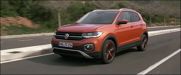 Video: Autocar test de Volkswagen T-Cross (2019)