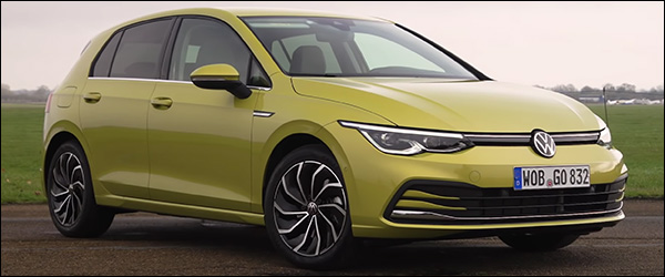 Video: Autocar test de nieuwe Volkswagen Golf (2019)