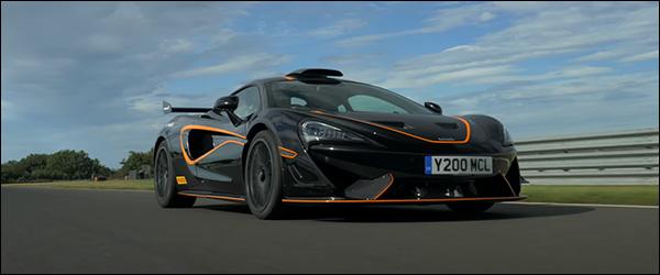 Video: Autovisie test de McLaren 620R (2020)