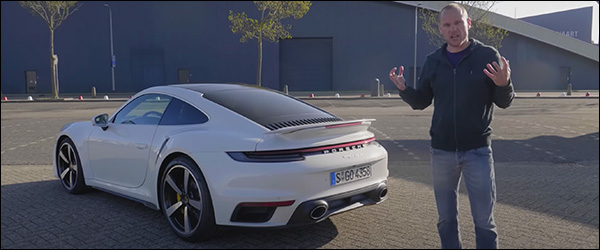 Video: Autovisie test de nieuwe Porsche 911 (992) Turbo S (2020)