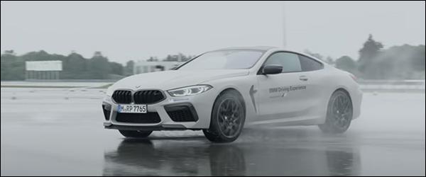 Video: BMW leert ons driften (2020)