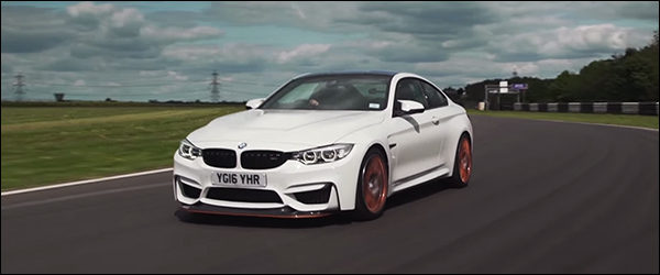 Video: Carfection test de BMW M4 GTS