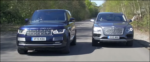 Poll: Bentley Bentayga vs Range Rover SVAutobiography