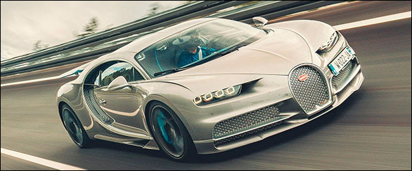 Video: Bugatti Chiron Sport doet 421 km/u (2019)