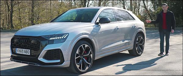 Video: CarWOW test de Audi RS Q8 (2020)