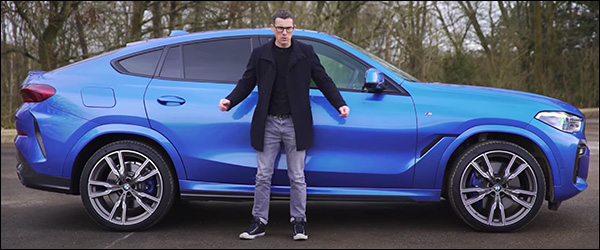 Video: CarWOW test de BMW X6 M50d (2020)