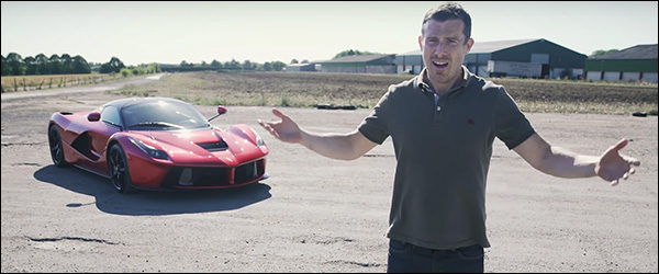 Video: CarWOW test de Ferrari LaFerrari (2013)