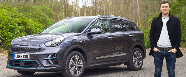 Video: CarWOW test de Kia e-Niro (2019)