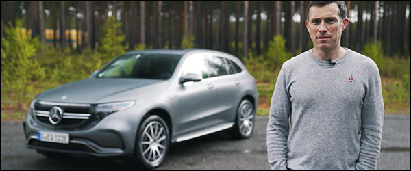 Video: CarWOW test de Mercedes EQC SUV (2019)