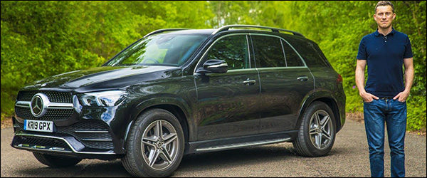 Video: CarWOW test de nieuwe Mercedes GLE SUV (2019)