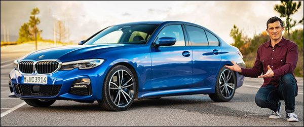 Video: CarWOW test de nieuwe BMW 3-Reeks Berline (2018)