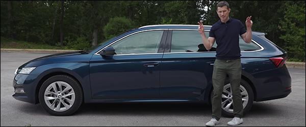 Video: CarWOW test de nieuwe Skoda Octavia Combi (2020)