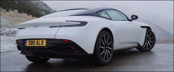 Video: Carfection test de Aston Martin DB11 V8