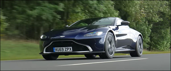Video: Carfection test de Aston Martin Vantage AMR (2019)